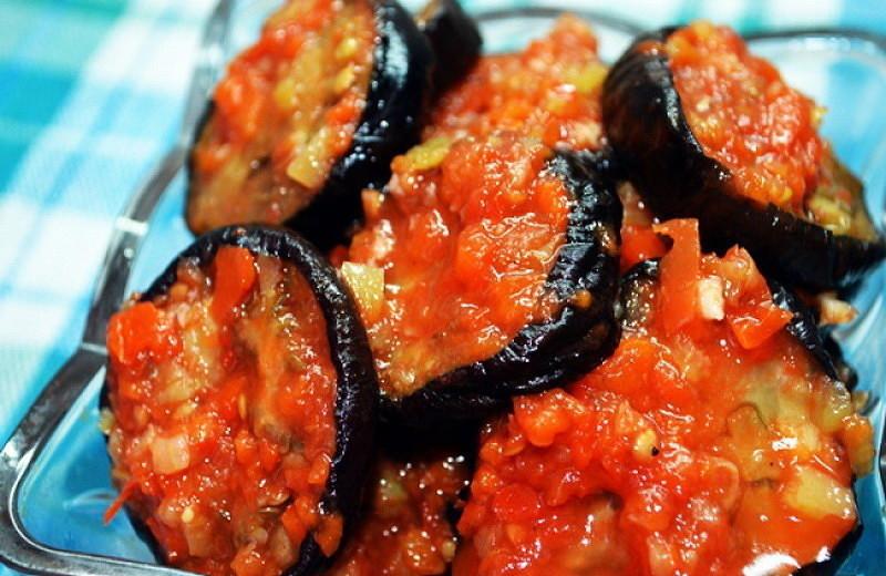 Что приготовить из баклажанов быстро и вкусно в духовке с